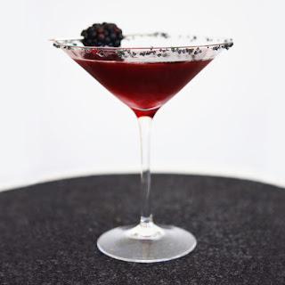 Black Widow Martini