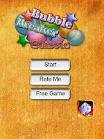 Screenshot of Bubble Breaker Classic - HaFun