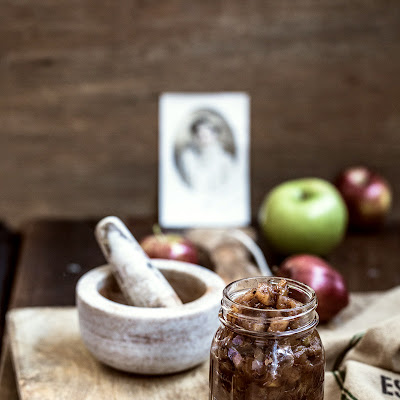 APPLE CHAI SPICE JAM