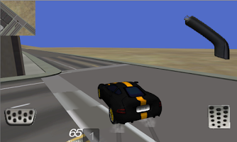 Screenshot of Aston Martin Simulator 3D