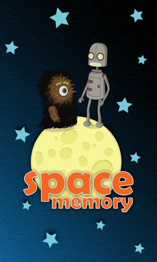 MatchUp for Kids - Space