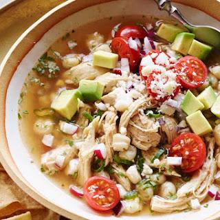 White Chicken Posole Recipes