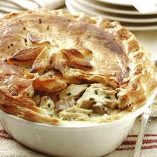 Low Fat Chicken And Mushroom Pie Recipes