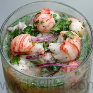 Langostino Recipes