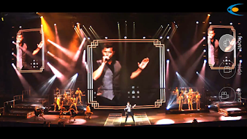 Screenshot of Ricky Martin Concert-4U