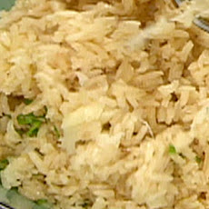 Manchego Cheesy Rice