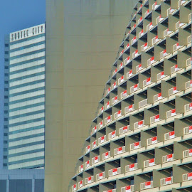 Hotel Building by Koh Chip Whye - Buildings & Architecture Office Buildings & Hotels (  )