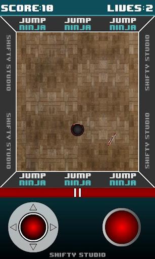 【免費街機App】Jump Ninja-APP點子