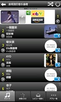 Screenshot of C-POP Hits! (Free)