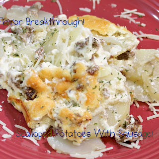 Scalloped Potatoes With Sausage Recipes