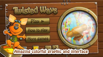 Screenshot of Twisted Ways