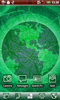 Screenshot of Earth Day Theme