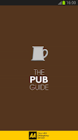 Screenshot of 2014 AA Pub Guide