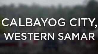 Calbayog City, Western Samar