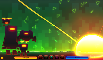 Screenshot of Robotek