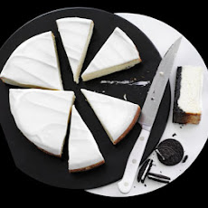 Black & White Cheesecake