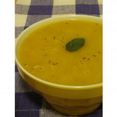 Best Ever Pumpkin or Butternut Squash Soup