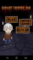 Screenshot of Subway Vampire Run