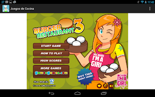 Screenshot of Free Cooking Games