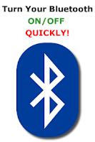 Screenshot of Bluetooth