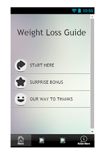 Weight Loss Guide - screenshot