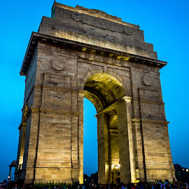 The Heart Of New Delhi by Abhishek Goenka - Buildings & Architecture Statues & Monuments (  )