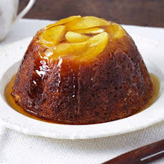 Treacle Apple Pudding