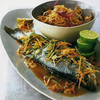 Sea Bass Pasta Recipes