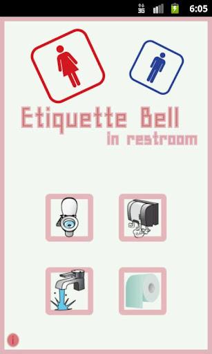 에티켓 벨 Etiquette Bell