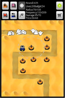 Screenshot of Ghost TD - Tower Defense