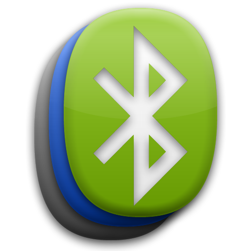 Bluetooth Discoverable 通訊 App LOGO-硬是要APP