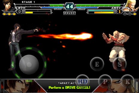THE KING OF FIGHTERS-A 2012(F) APK for Bluestacks