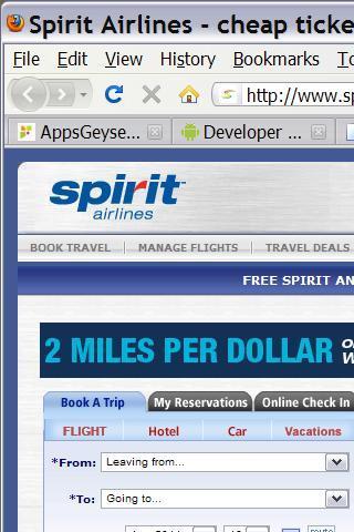 Cheapest Flights.