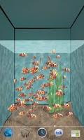 Screenshot of 3D Aquarium LWP