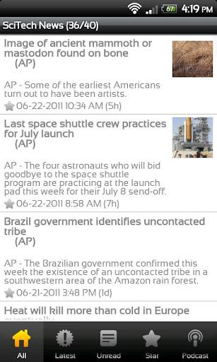SciTech News