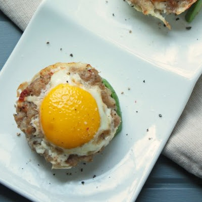 Inside Out Scotch Eggs
