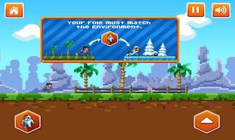 Screenshot of Pocket Line Runner