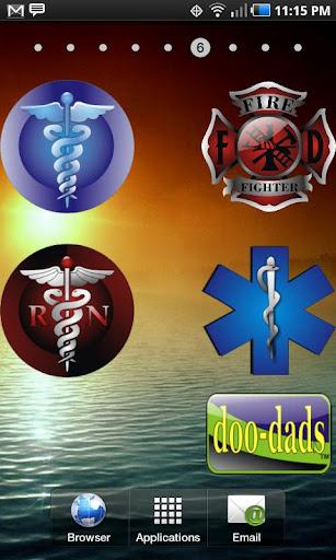 【免費醫療App】FireFighter doo-dad-APP點子