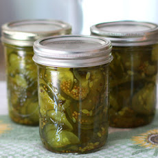 Traditional Bread and Butter Pickles