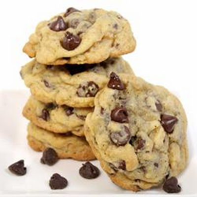 Zippy Chocolate Chip Cookies