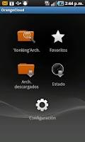 Screenshot of Personal Cloud