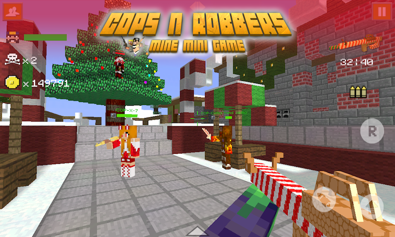 Cops N Robbers - FPS Screenshot 3