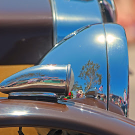 Vintage Automobile by Jeannine Jones - Transportation Automobiles (  )