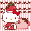 HELLO KITTY Battery Widget2 icon