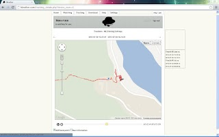 Screenshot of Runner (Jogging tracker)
