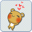 changeable♥Cute bear! icon