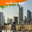 Frankfurt Street Map icon
