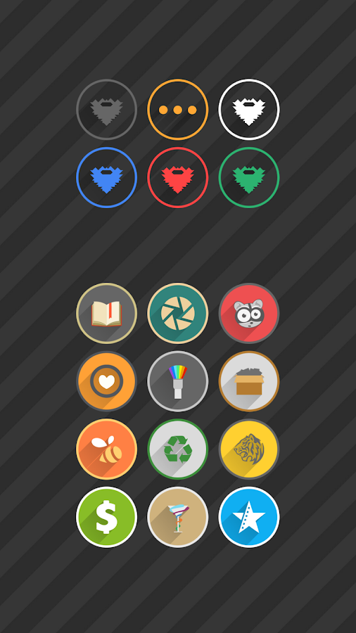 Velur - Icon Pack Screenshot 6