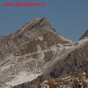 Cover art Alpi Apuane