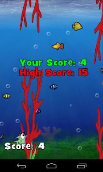 Hungry Fish apk screenshot